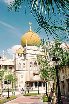 Singapore's Arab Street and Little India